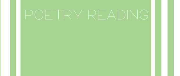 a picture for the APril 26 poetry reading