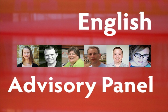 a picture of the new English Advisory Panel